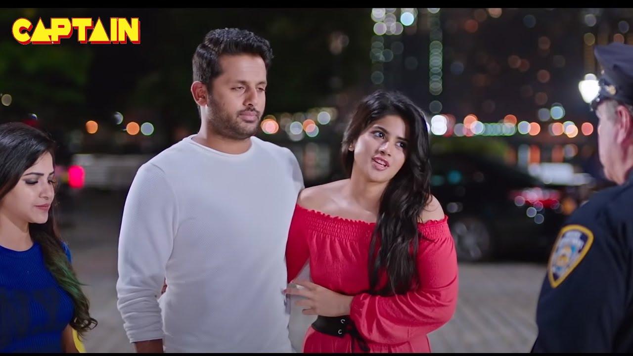 Nithin, Trisha Krishnan New Blockbuster Movies | New Released Full | Gundaraj 4 Dubbed Movie
