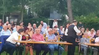 Presidenti Meta duke pare Serbi-Zvicer