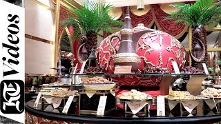 Iftar At Al Iwan, Burj Al Arab | The 5-Star Iftar