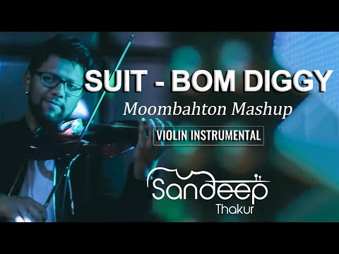 SUIT | BOM DIGGY | SANDEEP THAKUR | MUZZY | Moombahton Mashup | Guru Randhawa | Zack Knight | Arjun