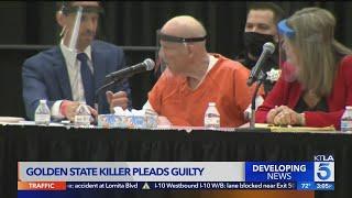 Joseph Deangelo Pleads Guilty In Golden State Killer Case