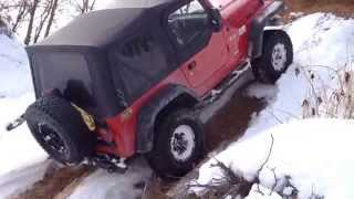 MN Trail Riders Jeep 4x4 Club and Friends at Apple Valley Farms (RPM) 2015