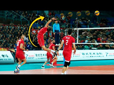 Download 200 IQ Volleyball | Smartest Plays In Volleyball