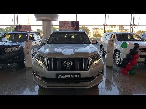 Toyota Prado 2020 - Top of the Range 4L V6 - Interior & Exterior Review - Dubai, UAE