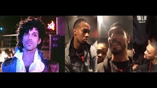 Portland Trailblazers Stuck on Elevator-Scripted to a Prince(singer) riddle and 9/11