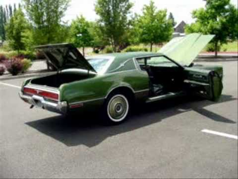1972 Ford T Bird 1 Owner Loaded Only 5 500 Youtube
