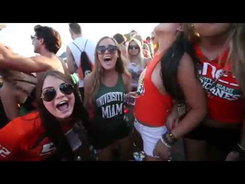 I'm Shmacked - University of Miami