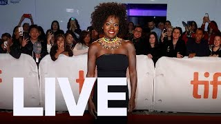 LIVE: 'Widows' Premiere With Viola Davis And Colin Farrell