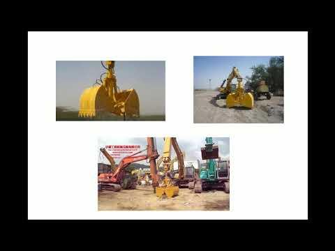 Excavation Equipments & Earth Work Equipments/construction Equipments