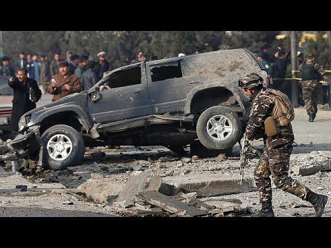 Afghanistan : un député blessé dans un attentat à Kaboul