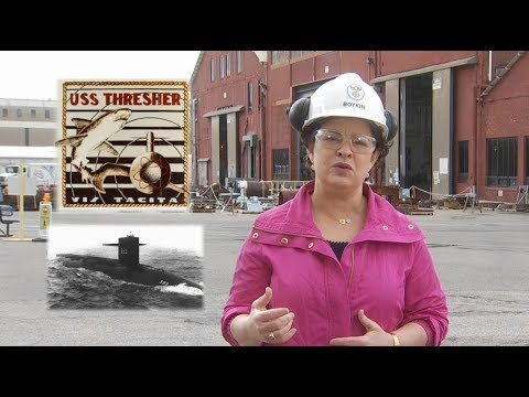 USS Thresher – A Story Every Shipbuilder Needs to Know