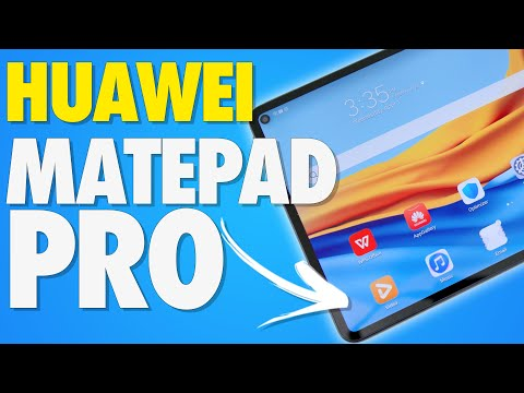 Huawei MatePad Pro 2020 Unboxing & Hands On - Huawei's Answer To The IPad Pro