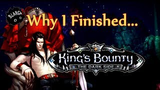 """King's Bounty: The Dark Side"" Game Analysis"