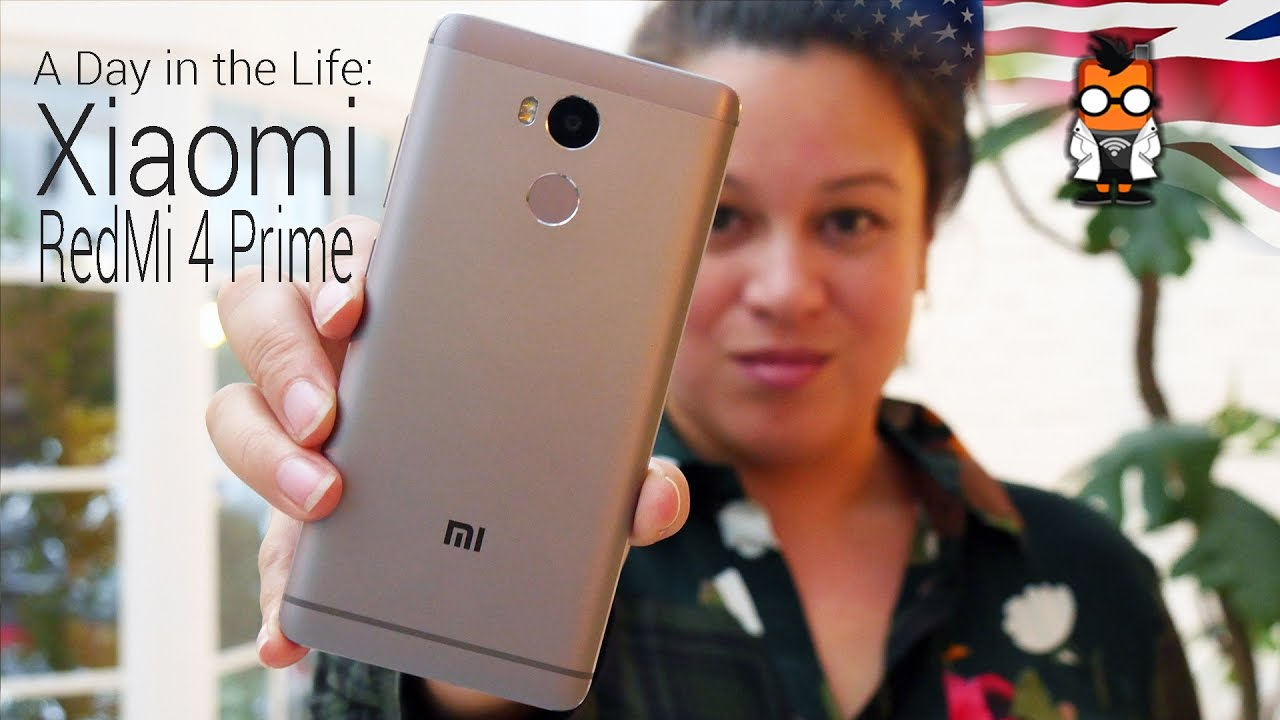 Xiaomi Redmi 4 Prime Review A Day In Taipei Youtube Tempered Glass