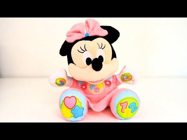 Minnie Mouse Baby toy