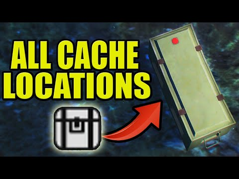 GTA Online - All Caches Locations in GTA 5 Online (Underwate