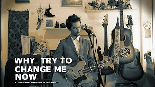 """Bob Dylan - Why Try To Change Me Now (cover from """"SHADOWS IN THE NIGHT"""")"""
