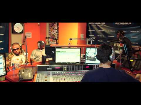 Backdoor Movements Artist Gorilla Joe Young on Shade 45 with DJ Kay Slay