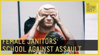 Female Janitors' School Against Assault | Ya Basta! Coalition // 60 Second Docs