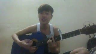 GIÁ NHƯ ANH LẶNG IM - guitar cover by Thanh Duy ( sáng tác của anh Nguyên Jenda)