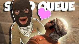 DATING ADVICE in CSGO! | FUNNY MOMENTS (Kind Chronicles)