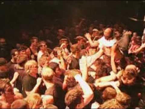 hatebreed i will be heard  hellfest 2002