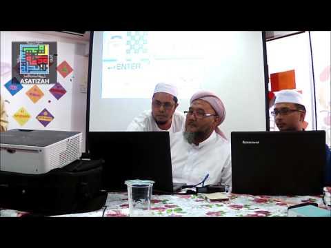 01 Intro_Muzakarah Ilmiah_Method Berinteraksi Dengan Ayat Shifat Menurut Ahli Sunnah Wal Jamaah
