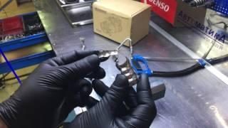 Изготовление шланга автокондиционера с использованием материалов Good Year