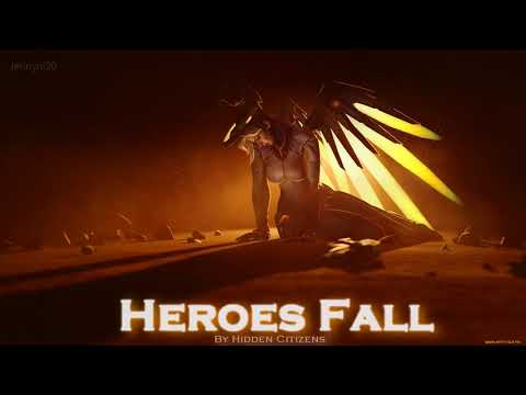 EPIC POP | ''Heroes Fall'' by Hidden Citizens (Feat. ESSA)