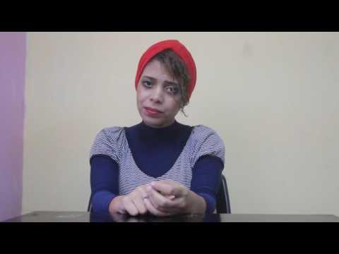 Radwa Radwan Sing A Chinese Song Ni Cun Zai