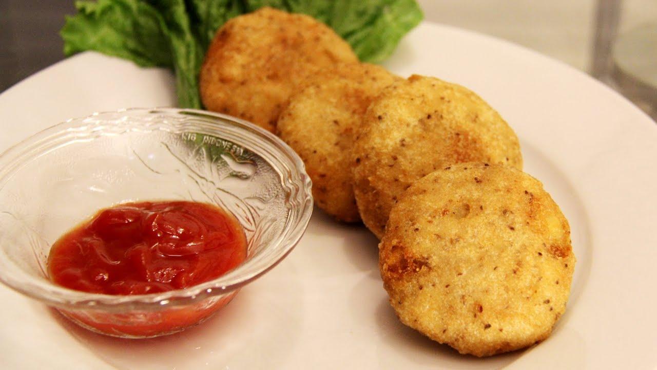 Suji Kachori Recipe | Indian Vegetarian Snacks & Appetizer ...