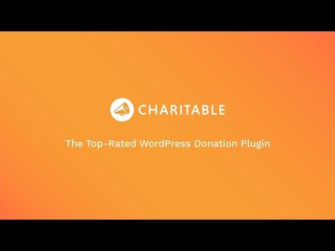 Charitable Donation Plugin Wordpress Plugin Wordpress Org