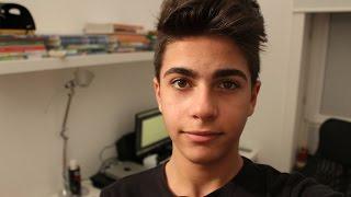 Vlog #1 La mia faccia! :)