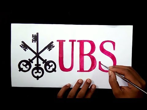 How to draw the UBS logo