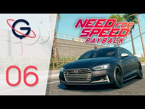 NEED FOR SPEED PAYBACK FR #6 : Transport de VIP !
