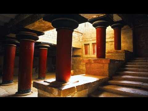 Ancient Crete Music - Minoan Palace