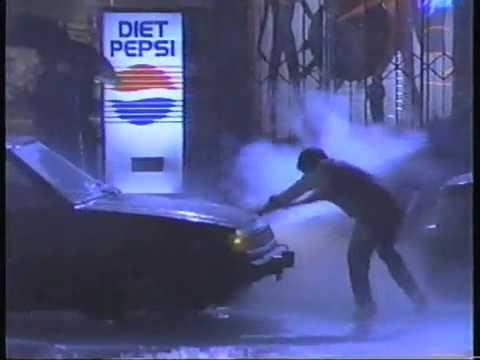 Michael J. Fox - Diet Pepsi commercial