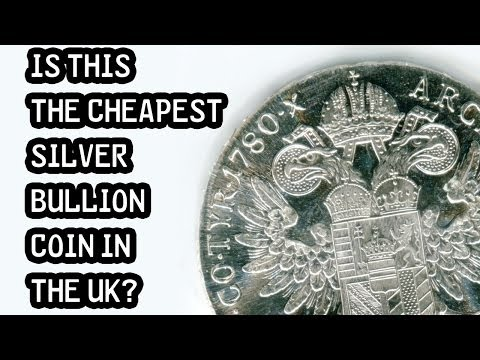Silver Stacking Tips - Is This The Cheapest Silver Bullion Coin in the UK?