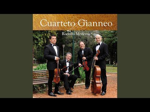 Cuarteto para Arcos, Adagio-Allegretto-Adagio