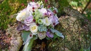 Bridal bouquet how to make