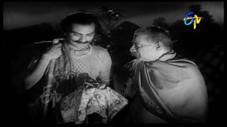 Shavukaru | 1950 Telugu HD Full Movie | N. T. Rama Rao | Sowcar Janaki | S.V. Ranga Rao | ETV Cinema