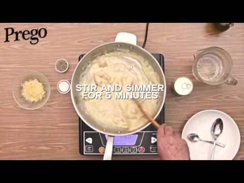 Prego Macaroni & Cheese - 60secs Video Tutorial