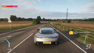Gambar cover FH4: Easy way to do the last mission of stunt driver