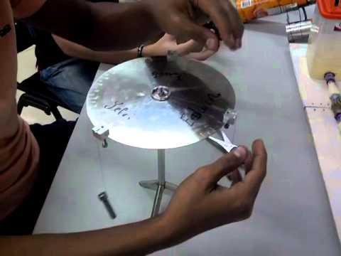 Como hacer una mesa de fuerza youtube - Como construir una mesa ...