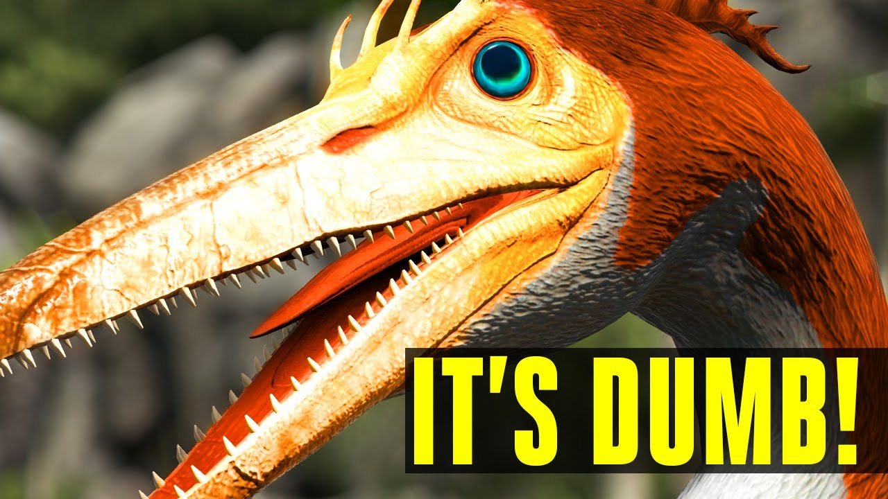 ark survival evolved this new dino installs viruses on your ark survival evolved this new dino installs viruses on your pc hesperornis everything malvernweather Gallery
