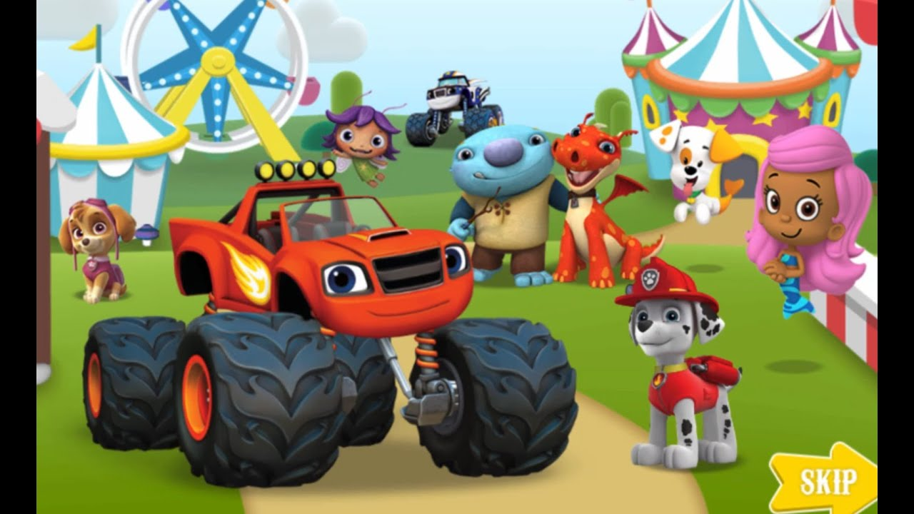 Nick jr carnival creations nick jr games to play yourchannelkids