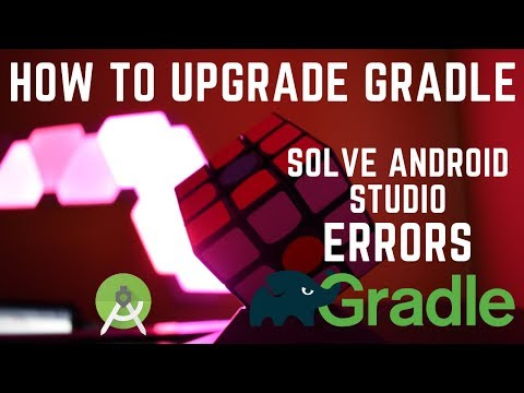 How To Update Gradle In Android Studio?  & How To Solve Android Studio Sync Problems?  Gradle Update