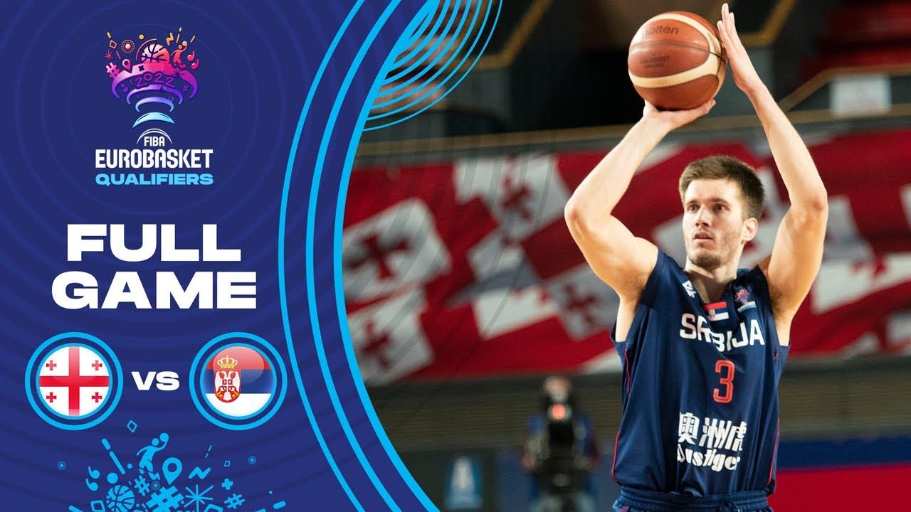 Georgia v Serbia | Full Game