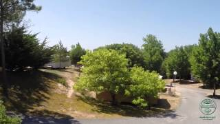 Vidéo drone camping Vendée - Campéole Plage des Tonnelles