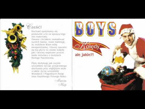Boys - Lulajże Jezuniu [Kolęda]